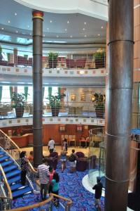 NCL Sky's Atrium