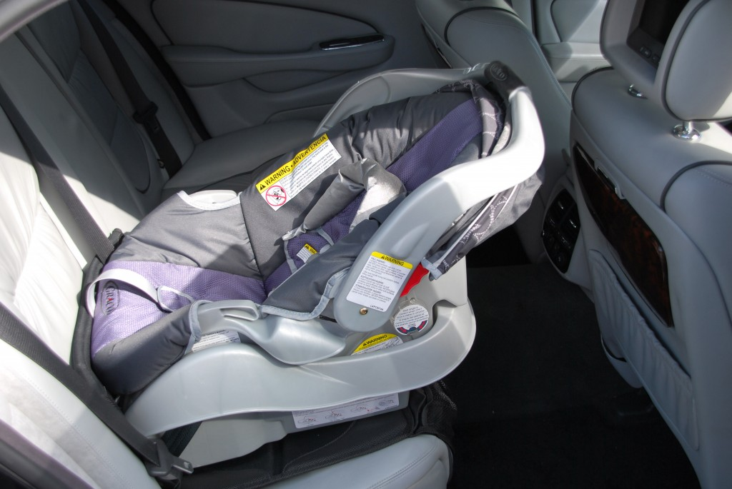 Infant car seat installation… success! | Adventures in Fatherland